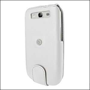 Piel Frama Hybrid For Samsung Galaxy S3 - White