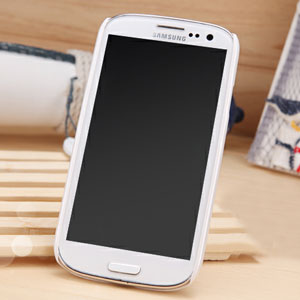 Nillkin Ultra Slim Faceplate for Samsung Galaxy S3 - White