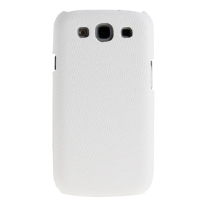 Samsung Galaxy S3 Snake Skin Back Case - White