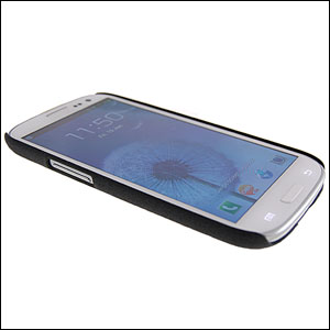 Metal-Slim Protective Case For Samsung Galaxy S3 - Graphite