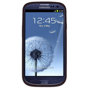 Silicone Case for Samsung Galaxy S3 - Love Hearts