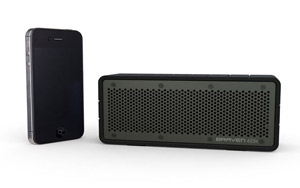 Braven 625 Portable Wireless Speaker - Black / Grey