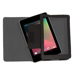 SD TabletWear SmartCase for Google Nexus 7 - Black