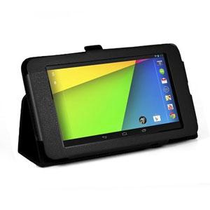 Custodia Stand and Type SD TabletWear per Google Nexus 7 - Nero