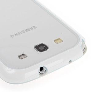 Samsung Galaxy S3 Rubber Bumper - White