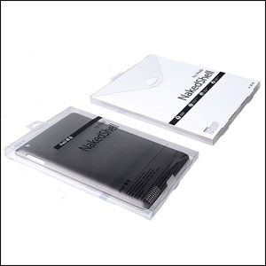 Rock NakedShell for iPad 2 - Smoke Black