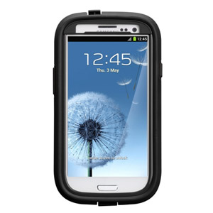 Case-Mate Phantom Case for Samsung Galaxy S3 - Black