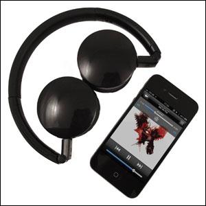 Casque Bluetooth stéréo SoundWear SD502