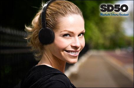 Casque Bluetooth stéréo SoundWear SD50