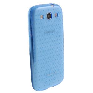 Samsung Galaxy S3 TPU Case - Blue