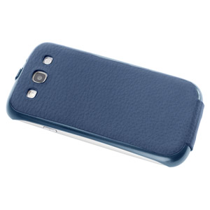 Official Samsung Galaxy S3 Flip Case - Blue