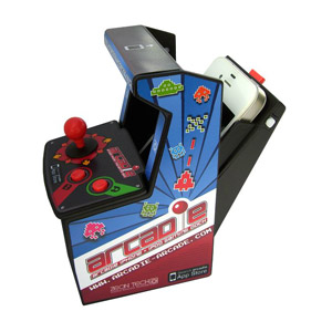 Arcadie Retro Gaming Console for iPhone 4S / 4