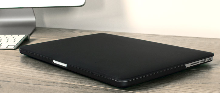 ToughGuard MacBook Pro 15 with Retina Hard Case - Black