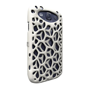 FreshFiber Macedonia Case for Samsung Galaxy S3 - White