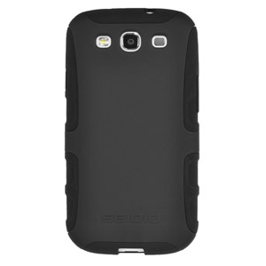 Seidio ACTIVE Case for Samsung Galaxy S3 - Black