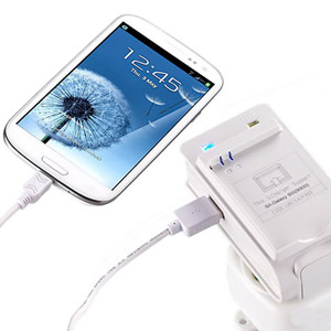 Momax U Charger for Samsung Galaxy S3