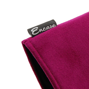 Encase Ultra Suede Pouch for Google Nexus 7 - Pink