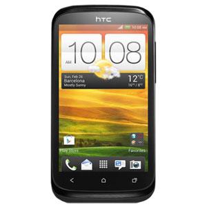 Sim Free HTC Desire X - Black