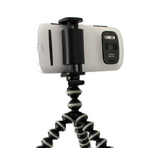 Nokia HH-23 Tripod Mount for Nokia 808 Pureview