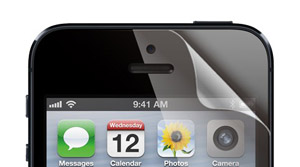 SGP Ultra Crystal Screen Protector for iPhone 5