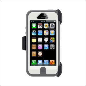 OtterBox Defender Series for iPhone 5 - Glacier