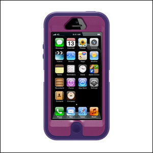 OtterBox Defender Series for iPhone 5 - Boom