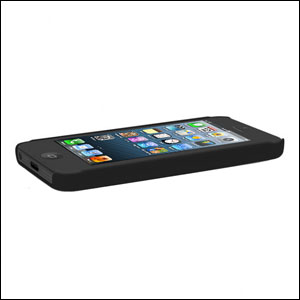 Incipio Feather Case For iPhone 5 - Matte Black