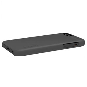 Incipio Feather Case For iPhone 5 - Charcoal Grey