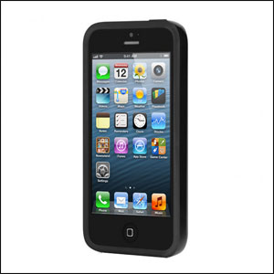 Incipio KickSnap Hard Case For iPhone 5 - Black