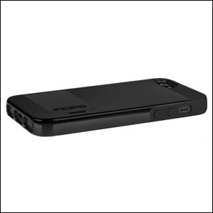 Incipio KickSnap Hard Case For iPhone 5S / 5 - Black