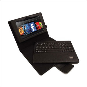 KeyCase Kindle Fire HD Keyboard Case