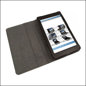 SD Stand and Type Case for Kindle Fire HD - Carbon