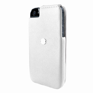 Piel Frama iMagnum Case For iPhone 5 - White