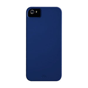 Case-Mate Barely There for iPhone 5 - Blue