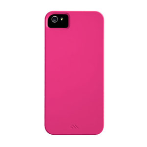 Case-Mate Barely There for iPhone 5 - Pink
