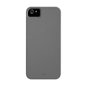 Case-Mate Barely There for iPhone 5 - Grey