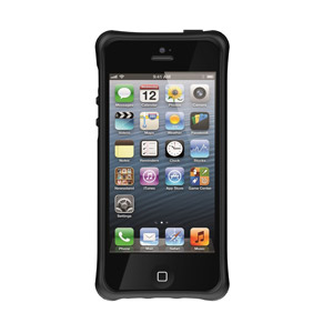 Ballistic LifeStyle Series Case for iPhone 5 - Black