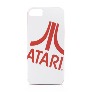 Gear4 G4ICAT501G iPhone 5 Atari Logo Case - Red / White