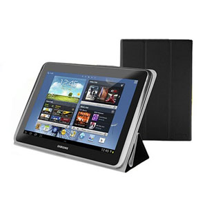 Samsung Galaxy Note 10.1 Ultra Thin Folio Case - Black