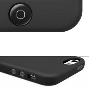 low priced e4af1 76036 SwitchEasy Colors Case for iPhone 5 - Stealth Black