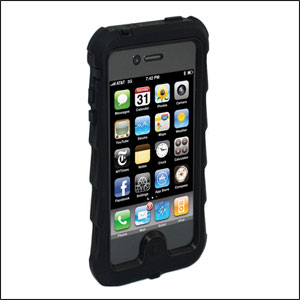 Gumdrop Drop Tech Series Case for iPhone 5 - Black