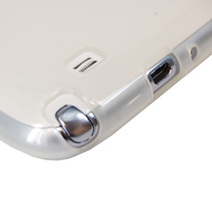 FlexiShield Skin For Samsung Galaxy Note 2 - Transparent