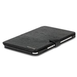 Zenus Galaxy Note 10.1 Masstige Lettering Folder Case - Black