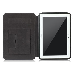 Zenus Galaxy Note 10.1 Masstige Lettering Folder Case - Black