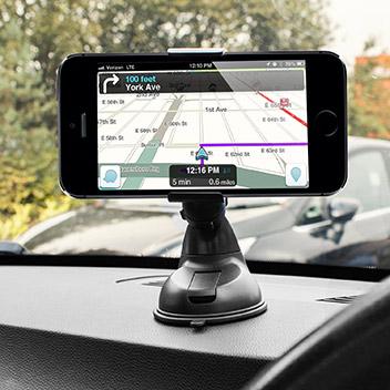 DriveTime iPhone 5S / 5 Adjustable Car Holder