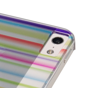 Rainbow Crystal Case for iPhone 5