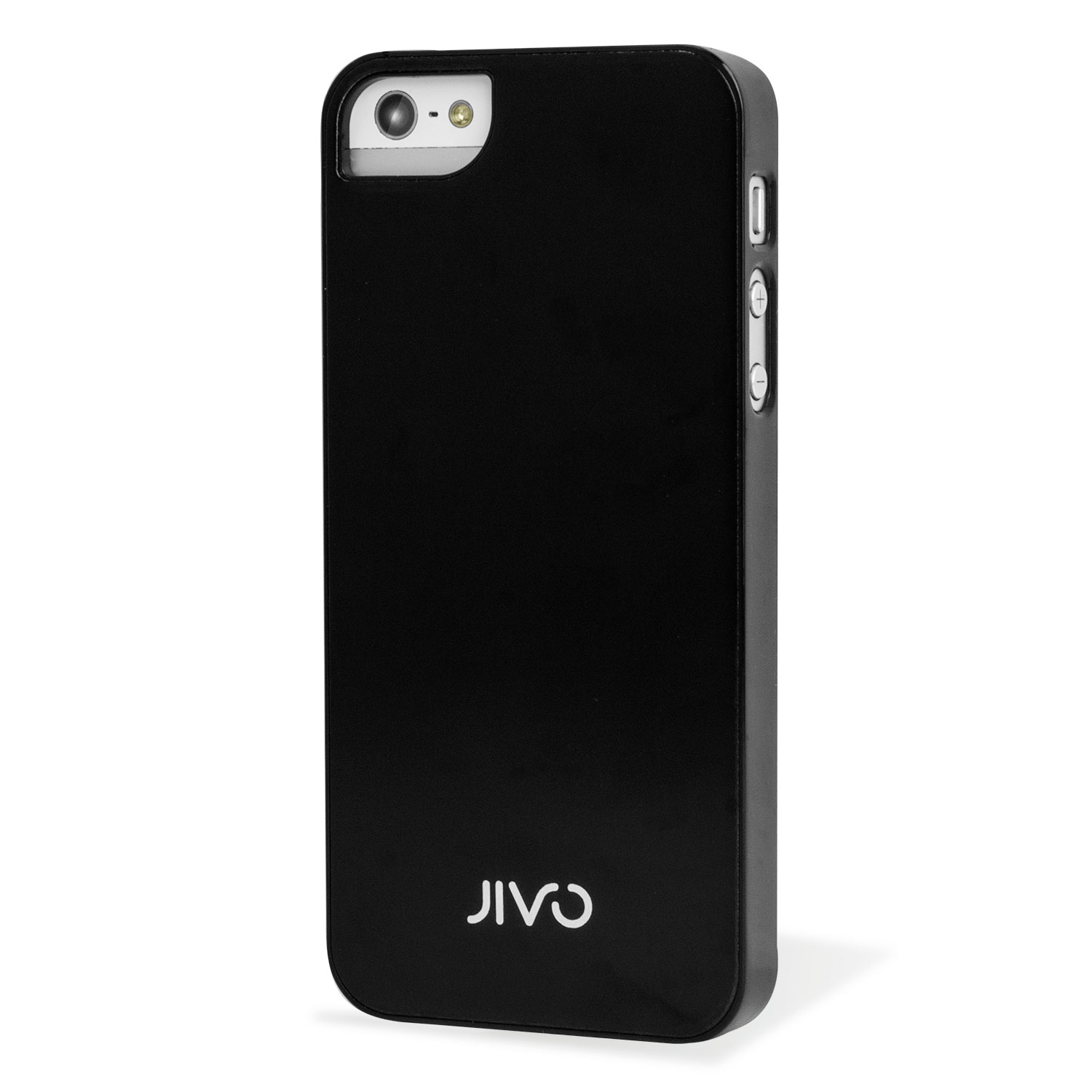 "Jivo ""Alu-Case"" One-Piece Snap-On iPhone 5S / 5 Case - Black"
