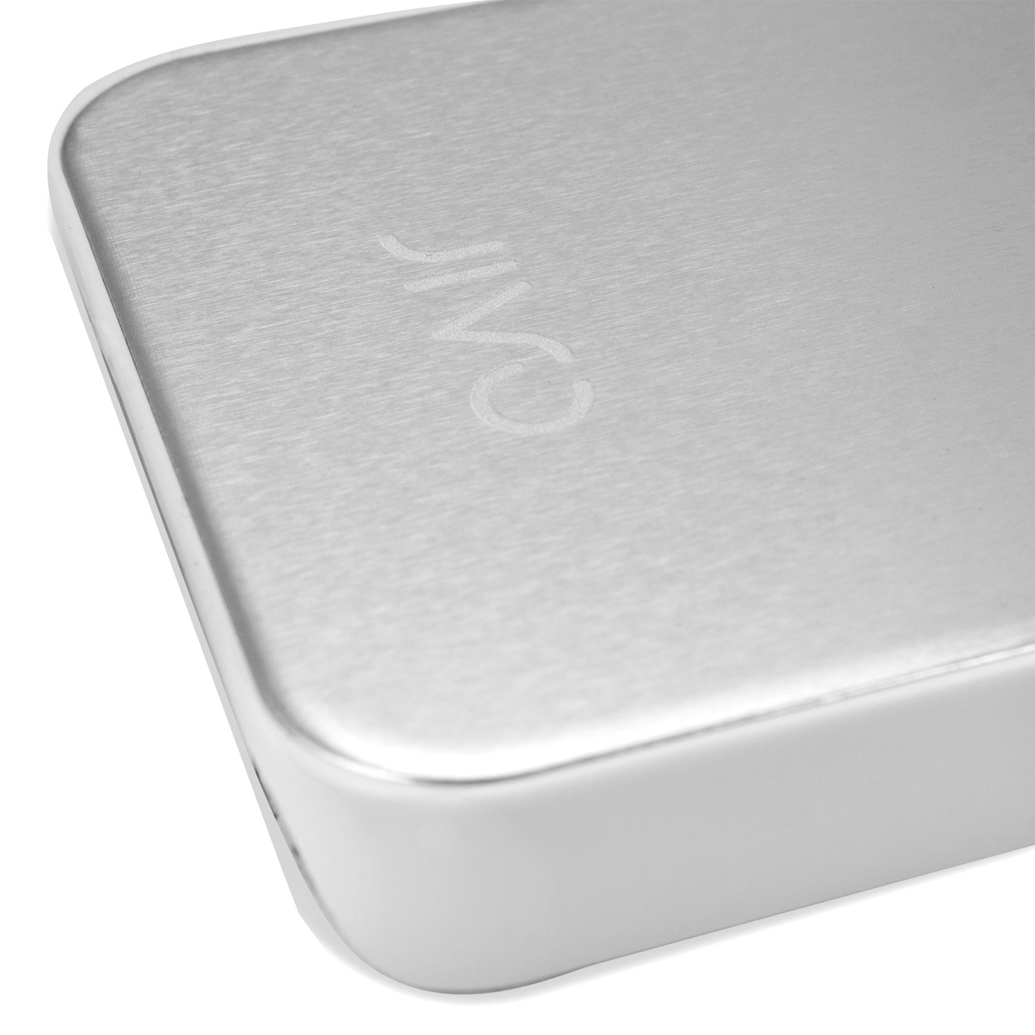"Jivo iPhone 5 ""Alu-Case"" One-Piece Snap-On iPhone Case - Silver"