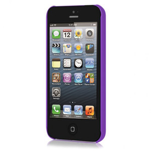 Incipio Feather Case For iPhone 5 - Royal Purple
