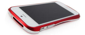 Draco IV Design Aluminium Bumper for the iPhone 5 - Black